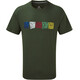 Sherpa Tarcho Shortsleeve Shirt Men olive